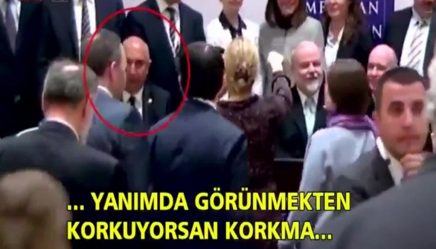 CHP'li Özkoç'un FETÖ imamı Mahmut Yeter'le görüntüleri ortaya çıktı