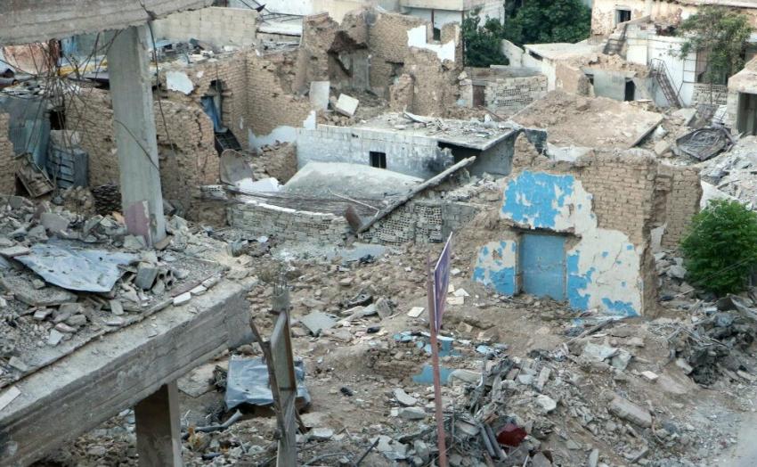 Doğu Guta'da 88 sivil hayatını kaybetti