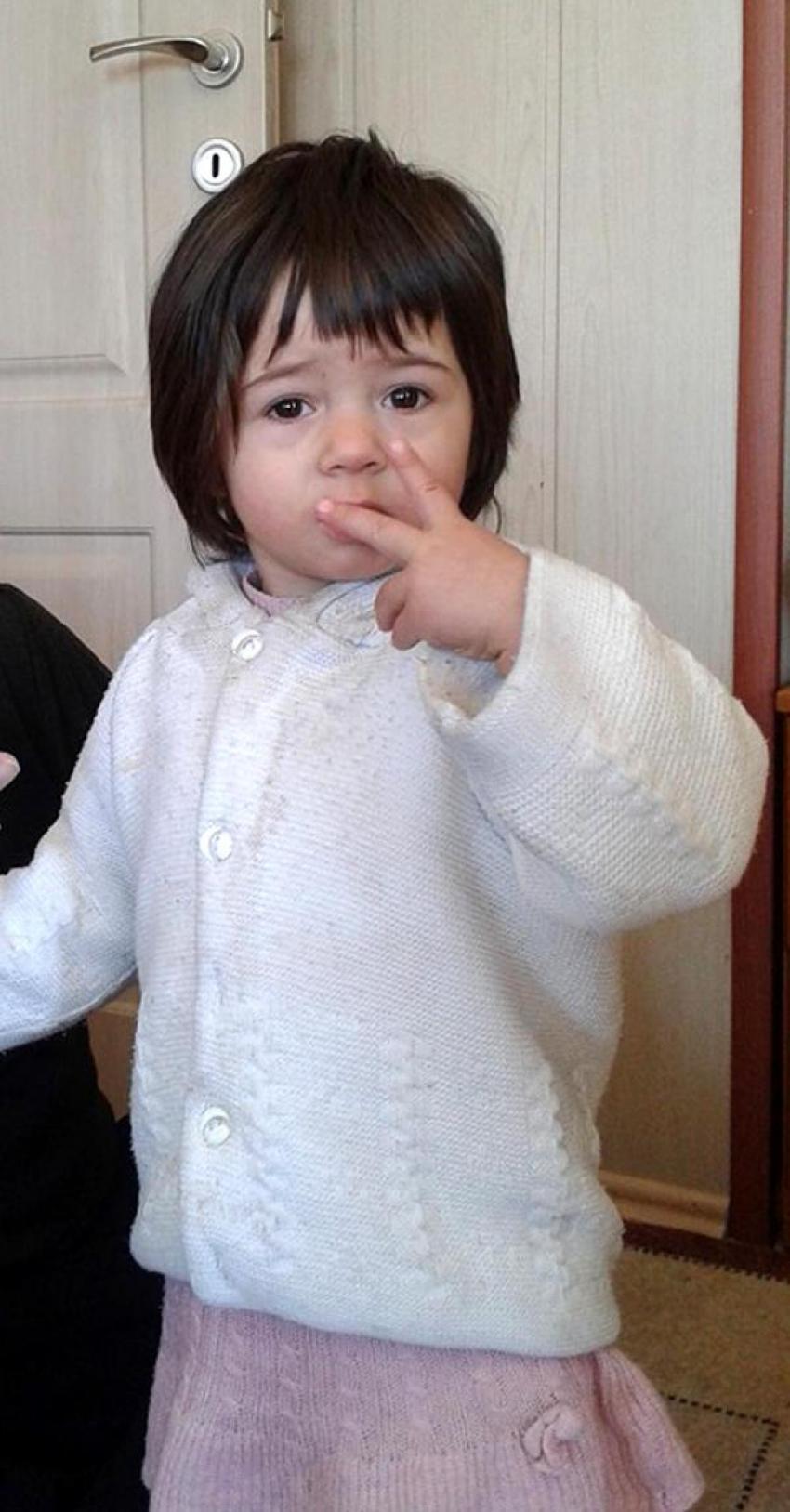 2 yaşındaki Fatma'nın feci sonu!