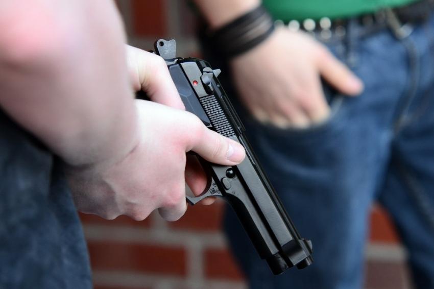 ABD'de barda silahlı saldırı