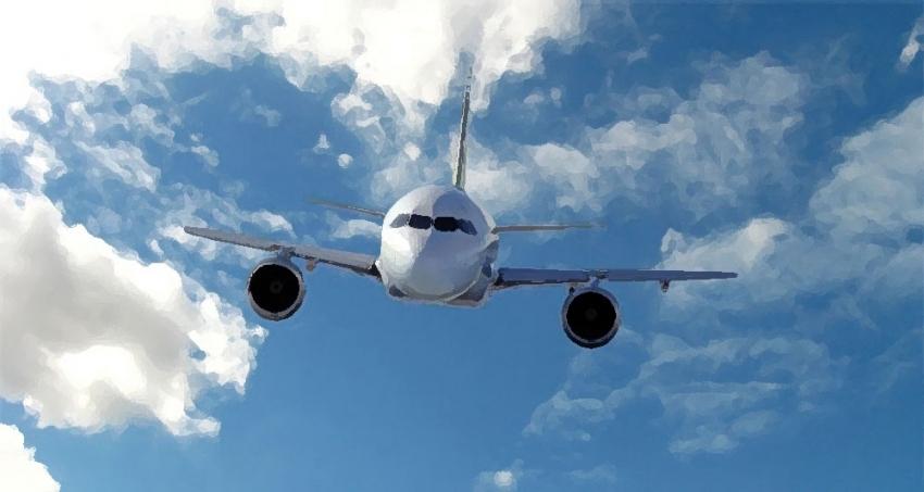 Uçağa biletsiz bindi, hosteslerin dikkatiyle yakalandı