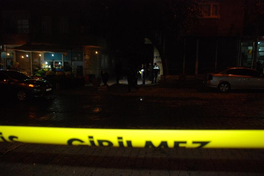 Başkent'te Cumhur İttifakı'nın seçim bürosuna saldırı