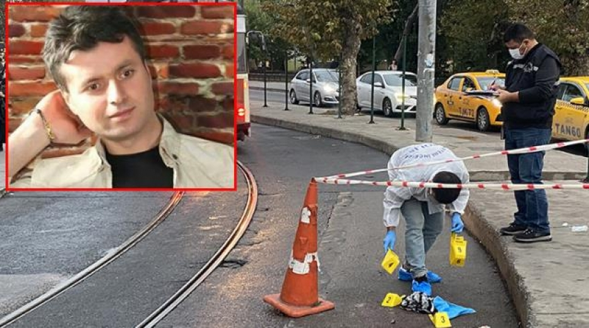 Annesinin yasak aşkını sokak ortasında defalarca bıçakladı
