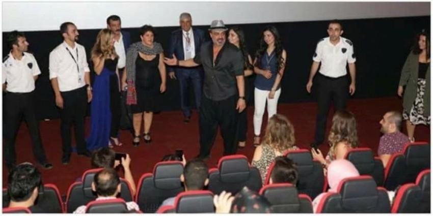 'Ay lav Yu Tuu' filminin galası Mardin'de yapıldı