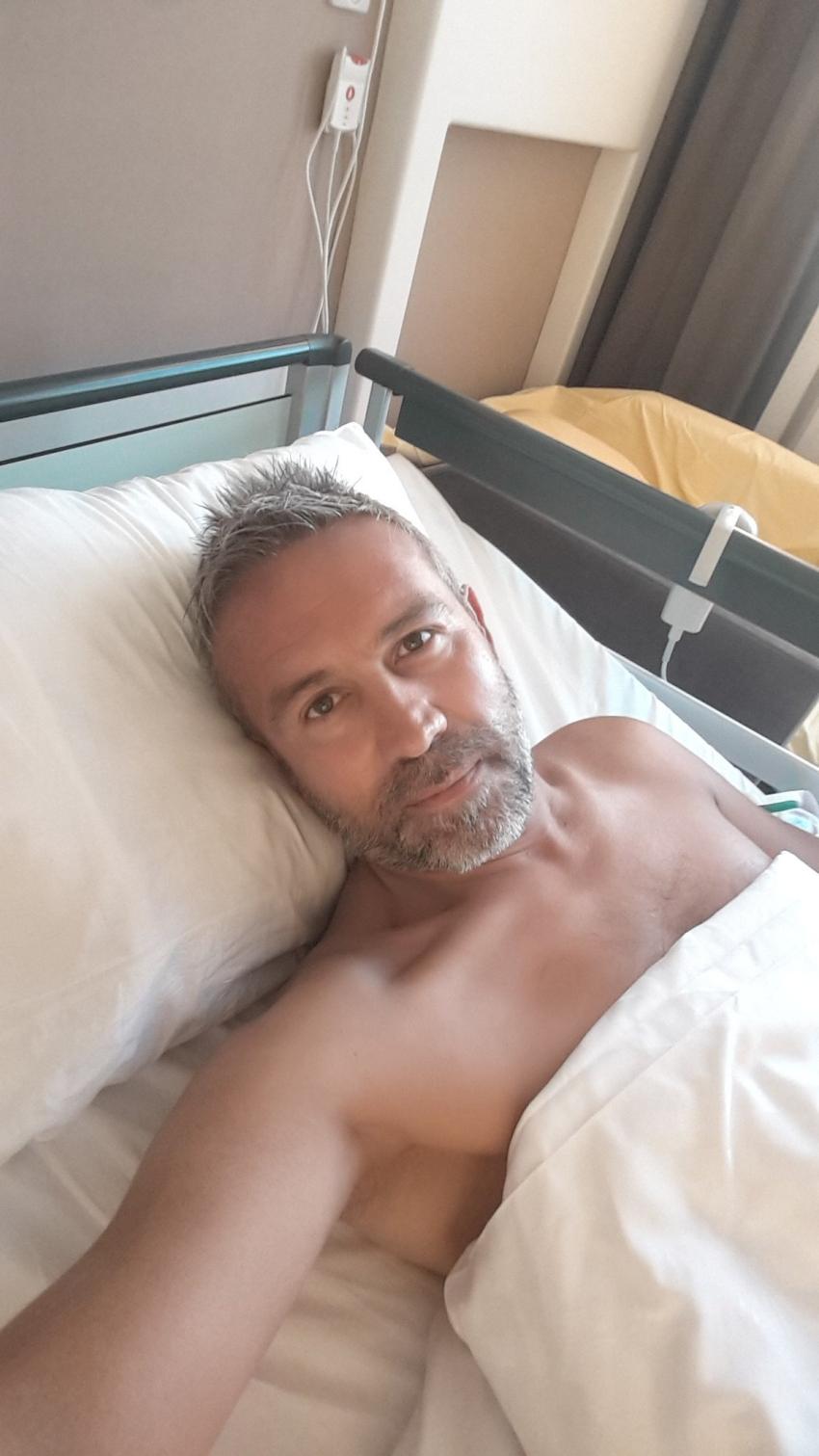 Mustafa Gönden ameliyat oldu