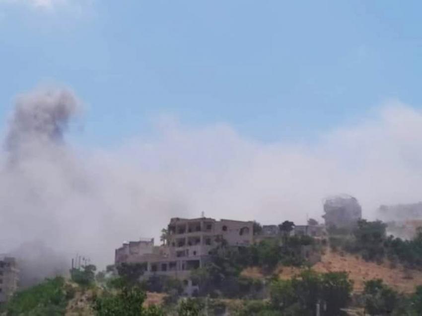 Esad rejiminden İdlib'e saldırı: 4 ölü