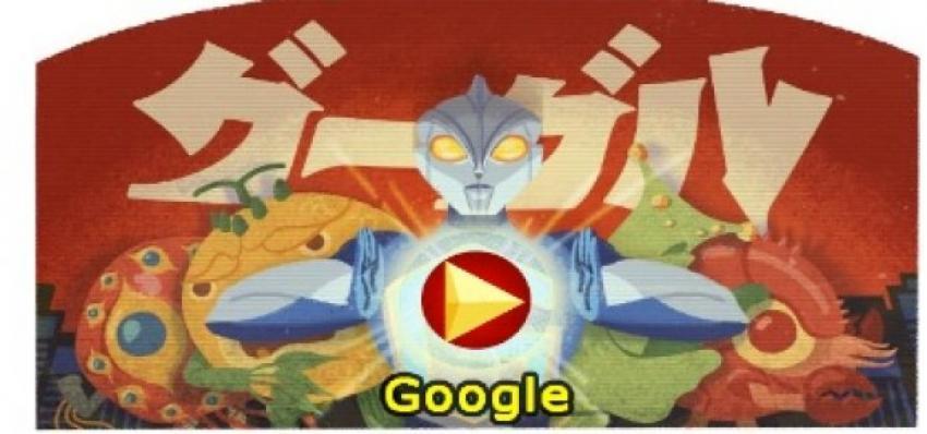 Google Eiji Tsuburaya 144. doğum gününü unutmadı!