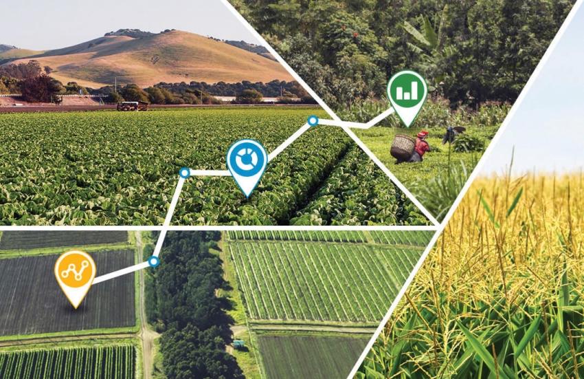 Tarımda modern makineleşme