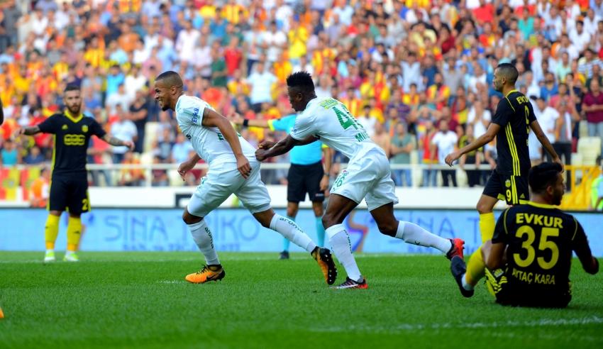 Ekong'tan tarihe geçen gol