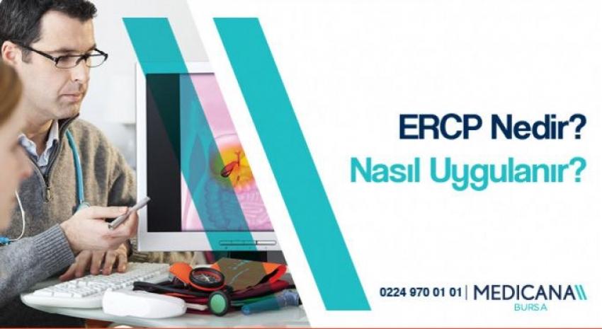 ERCP nedir, nasıl uygulanır?