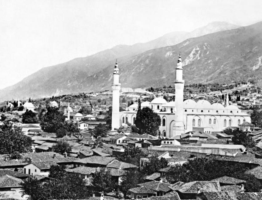 Tarihi Bursa fotoğrafları ilk kez görülecek