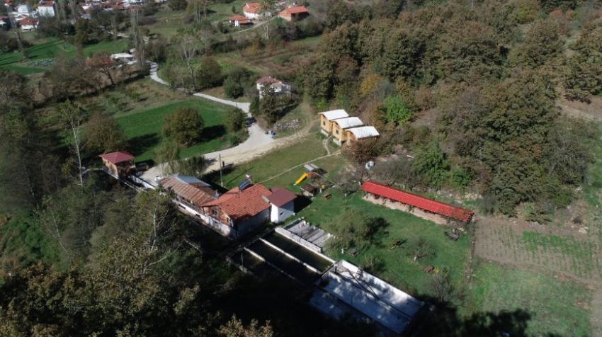 Uludağ'da kırsal turizm atağı