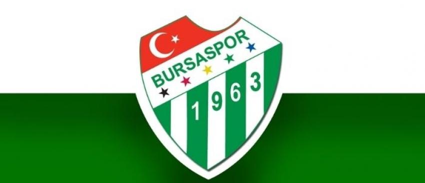 Bursaspor'dan kamuoyuna duyuru!