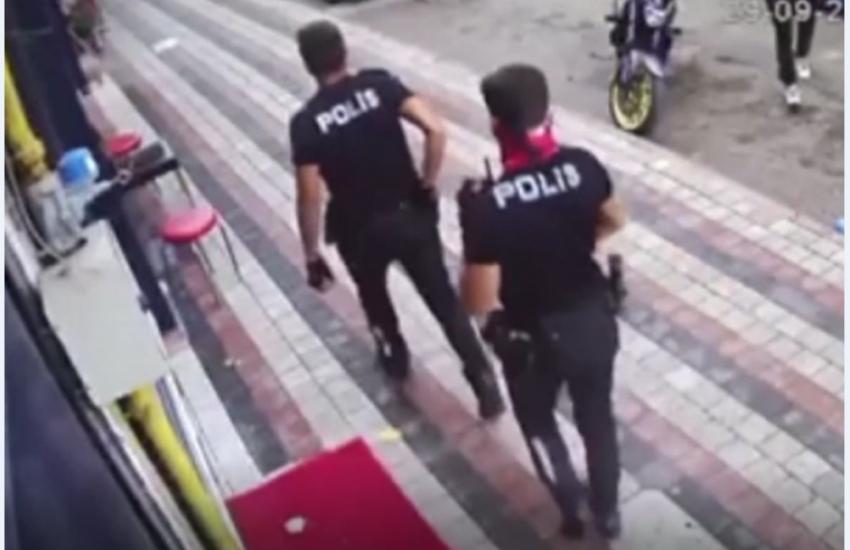Bursa'da polisten kaçan şüphelinin üzerinden uyuşturucu çıktı