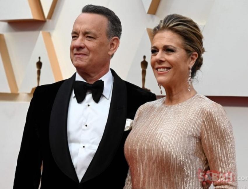 Tom Hanks ve eşi koronavirüs tedavisine olumlu cevap verdi