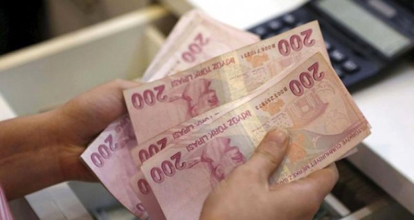 Zamlı maaşları bugünden itibaren yatırılacak