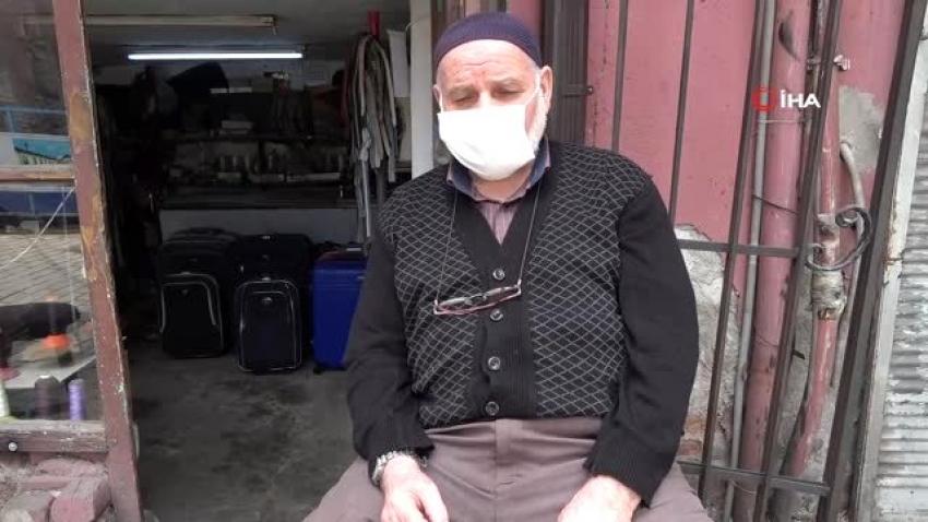 Bursa'da emektar ustalar iş başı yaptı