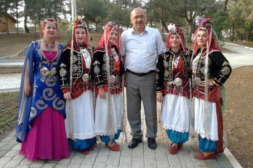 Bursa ve Kütahya'nın türküleri Emel Örgün'den