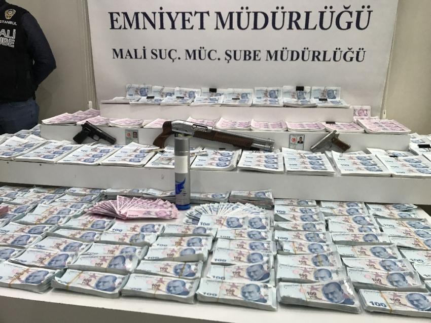 O şebekeye operasyon: 20 tutuklu