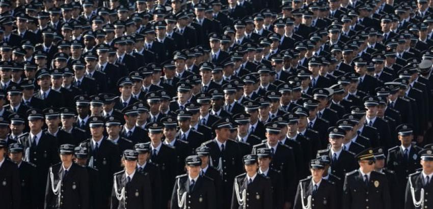 Polis okullarına 3 bin öğrenci alınacak