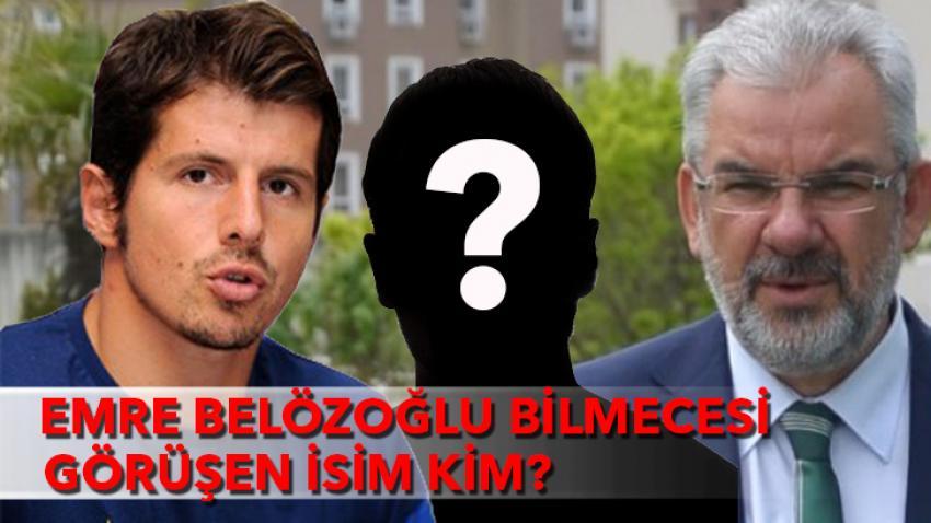 Emre Belözoğlu bilmecesi!