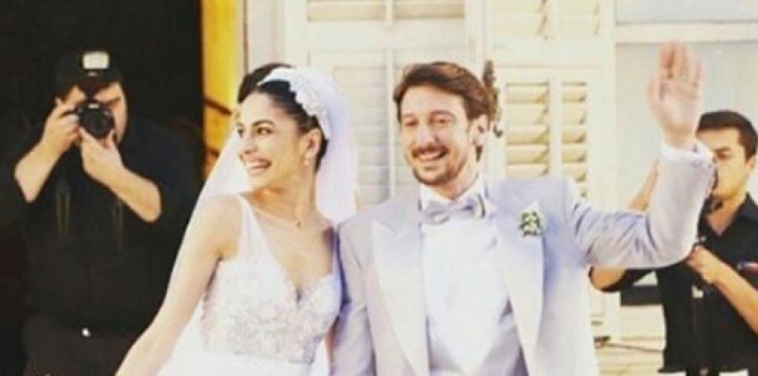Engin Hepileri Beyza Şekerci çifti evlendi!