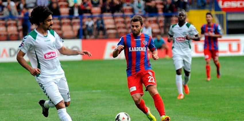 Erdem Özgenç Bursaspor'da