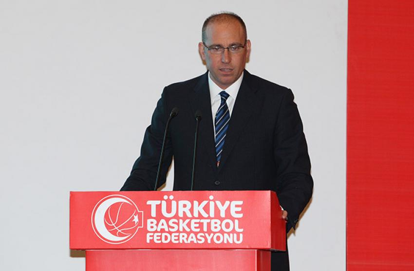 TBF Başkanlığı'na Harun Erdenay seçildi