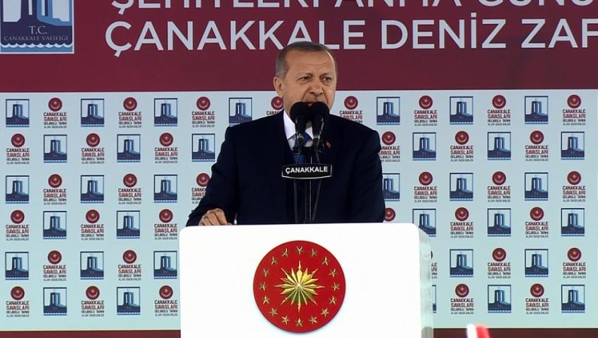 Erdoğan açıkladı: Afrin'de kontrol sağlandı