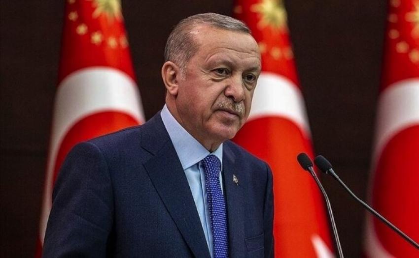 Erdoğan'dan Taşçıoğlu için baş sağlığı mesajı