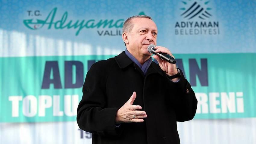 Erdoğan: er meydanı kurulacak!