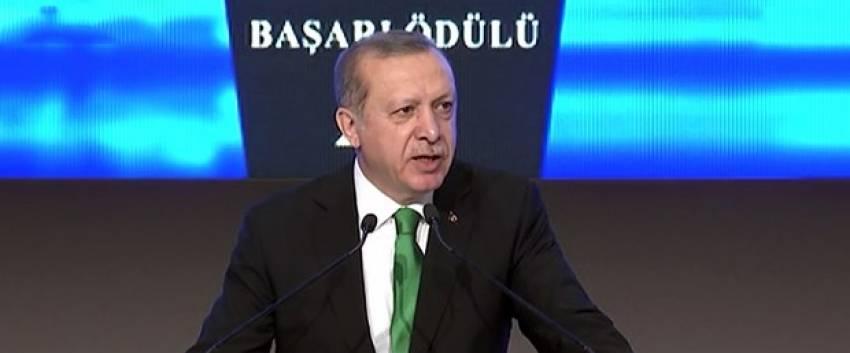 """Erdoğan: """"Kandil gelin 'hayır'da buluşalım diyor"""""""