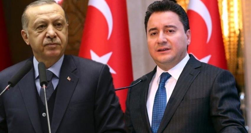 Ali Babacan'dan Cumhurbaşkanı Erdoğan'a net soru!