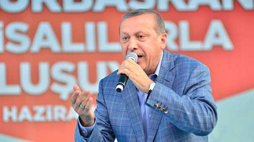 Erdoğan: 2 önemli tehlike var