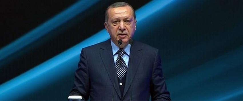 """Erdoğan: """"Bu oyun aynı zamanda bir direniştir"""""""