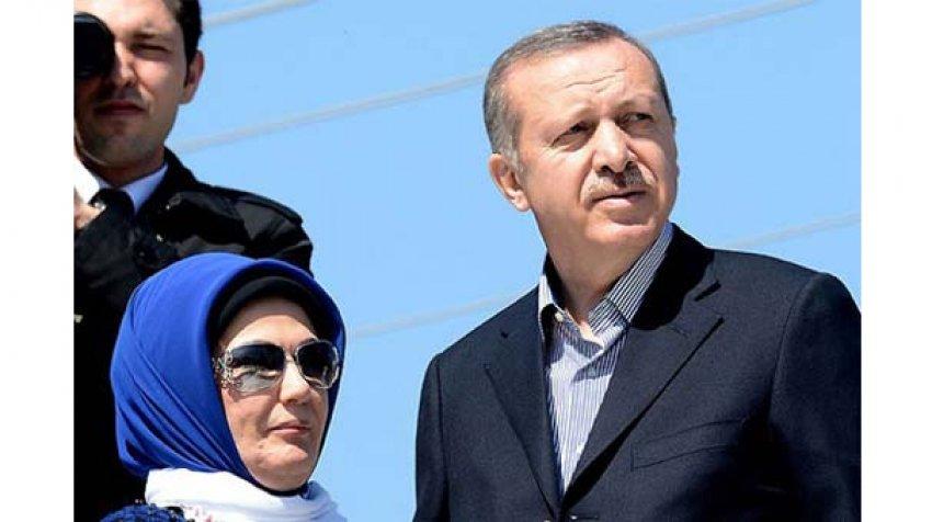 Erdoğan çiftinden Akşener'e destek telefonu