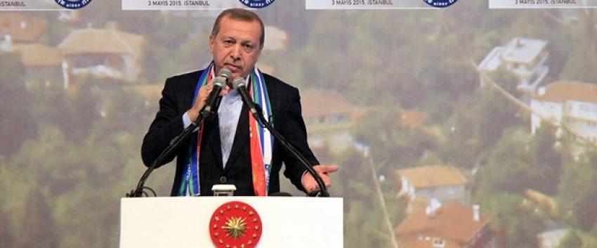 Erdoğan: Diyanet İşleri Başkanı'na uçak tahsis edeceğiz