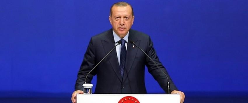 """Erdoğan:""""OHAL çok uzak olmayan bir gelecekte kalkacak"""""""
