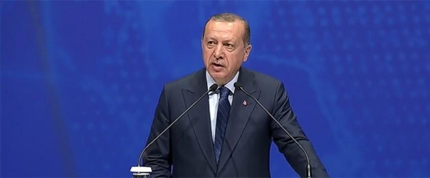 """Erdoğan: """"Enerji piyasasında..."""""""