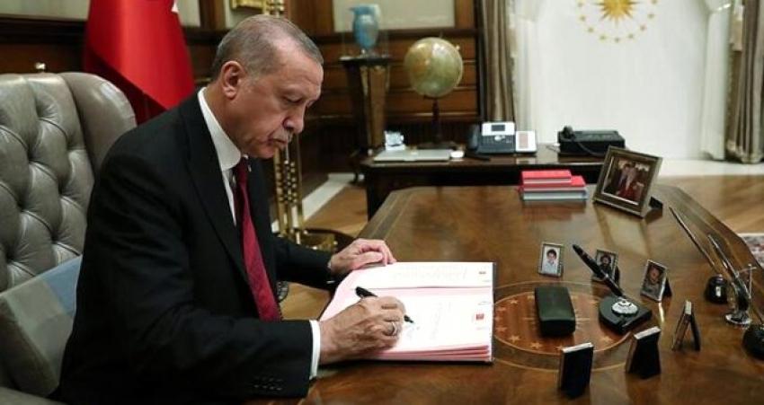 Cumhurbaşkanı Erdoğan tarafından Bursa'ya atandı