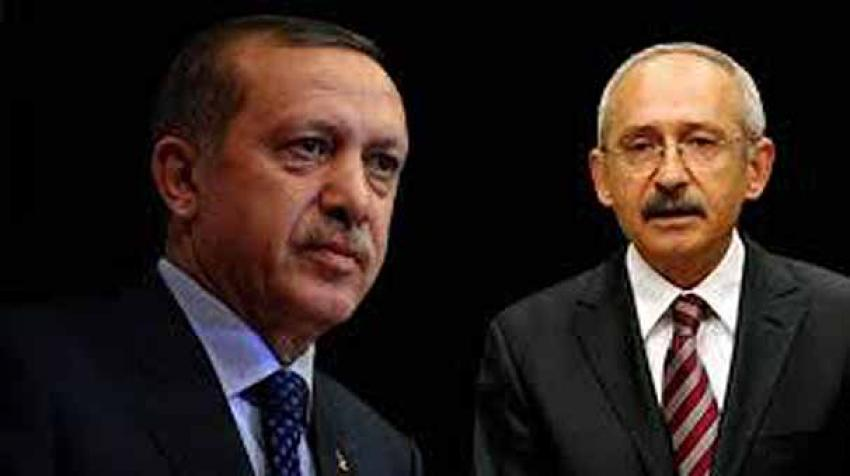 Erdoğan, Kılıçdaroğlu'na dava açacak
