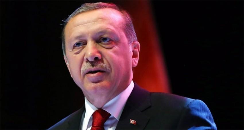 Erdoğan altın madalya kazanan millileri kutladı