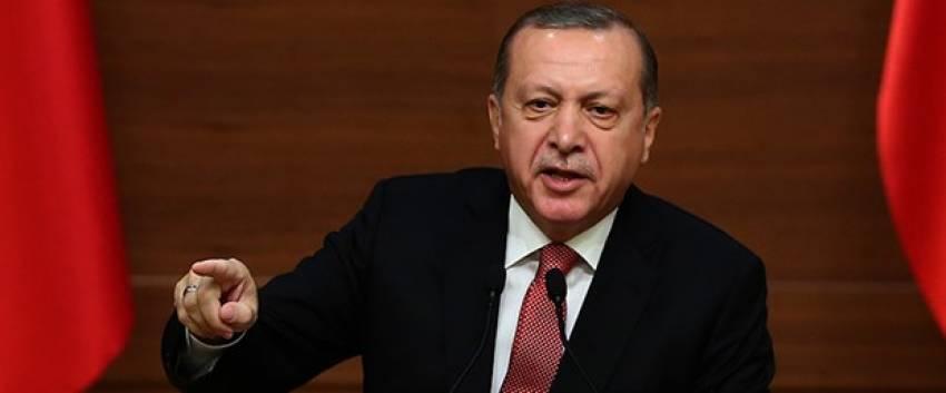 """Erdoğan: """"Sen kendini ne sanıyorsun"""""""