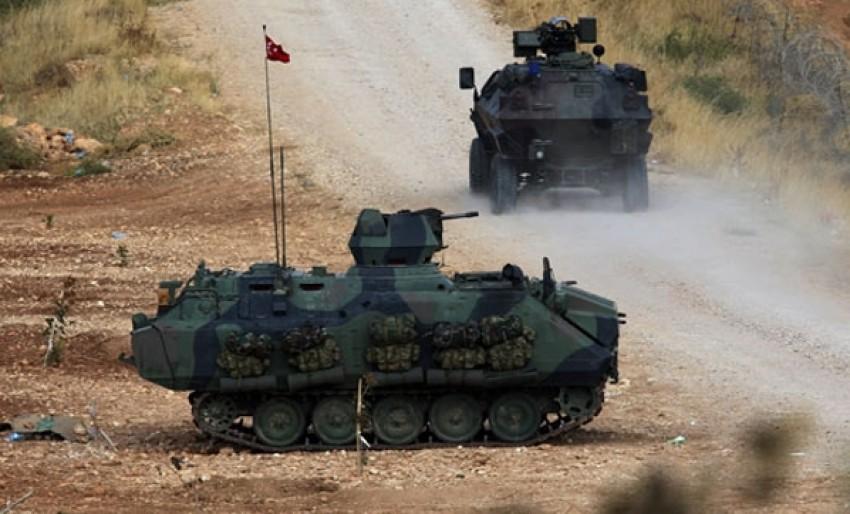 Erdoğan resti çekti! TSK olası bir saldırıya karşı...