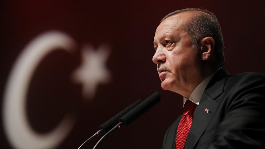 Erdoğan'dan 'Hamursuz' bayram mesajı
