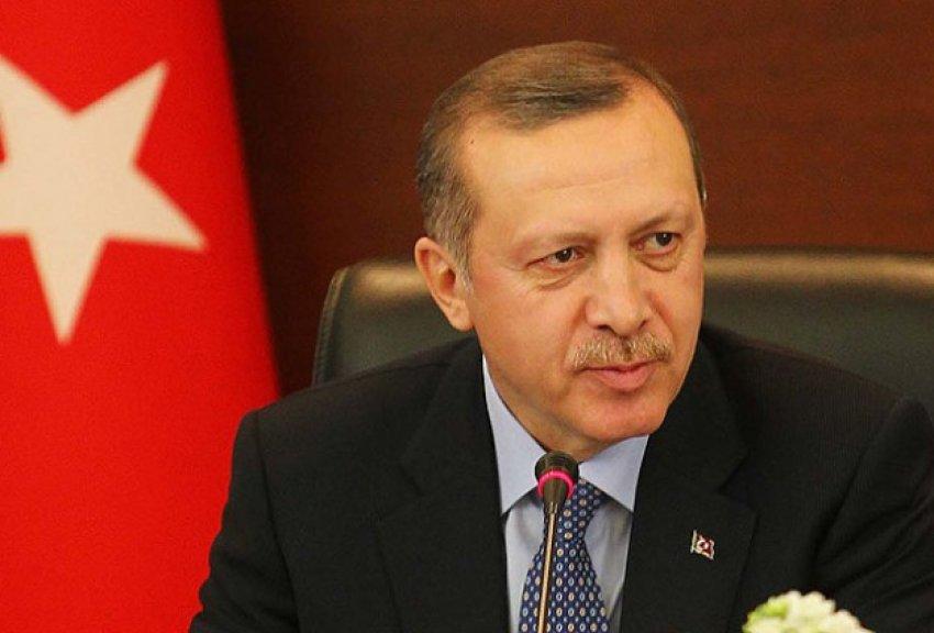 Erdoğan'dan Kırımoğlu'na dayanışma telefonu