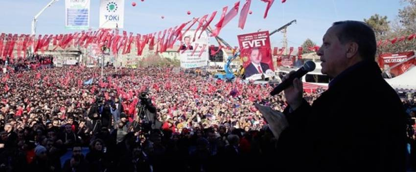 """Erdoğan:""""Cumhuriyet ilelebet yaşayacak"""""""