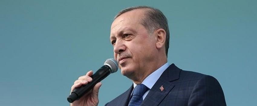 """Erdoğan: """"Bunu da yeterli görmüyorum"""""""