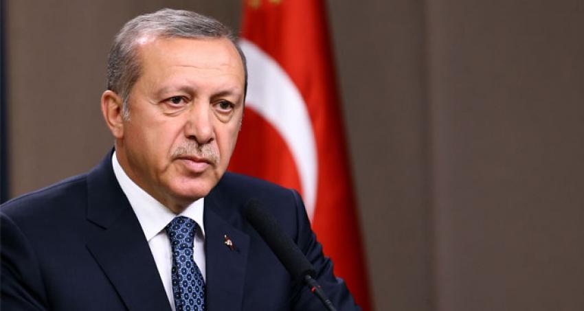 Erdoğan'dan hükümeti kurma görevi açıklaması