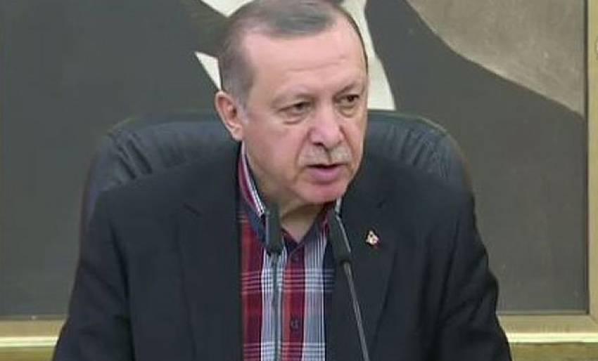 """Erdoğan: """"Bundan sonra an meselesi..."""""""